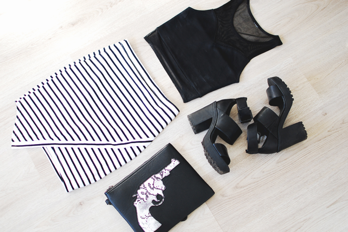 Flatlay Outfit