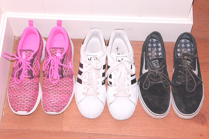 Nike - Adidas - Nike